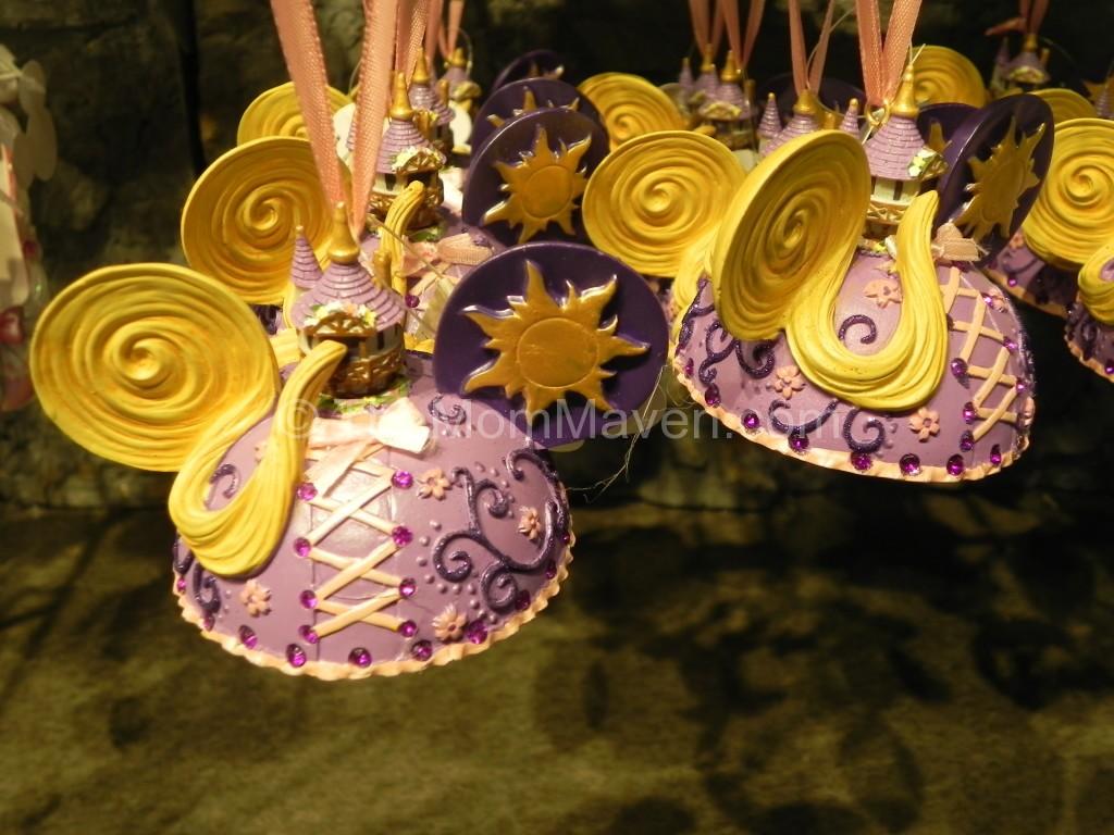 Rapunzel Christmas Decorations