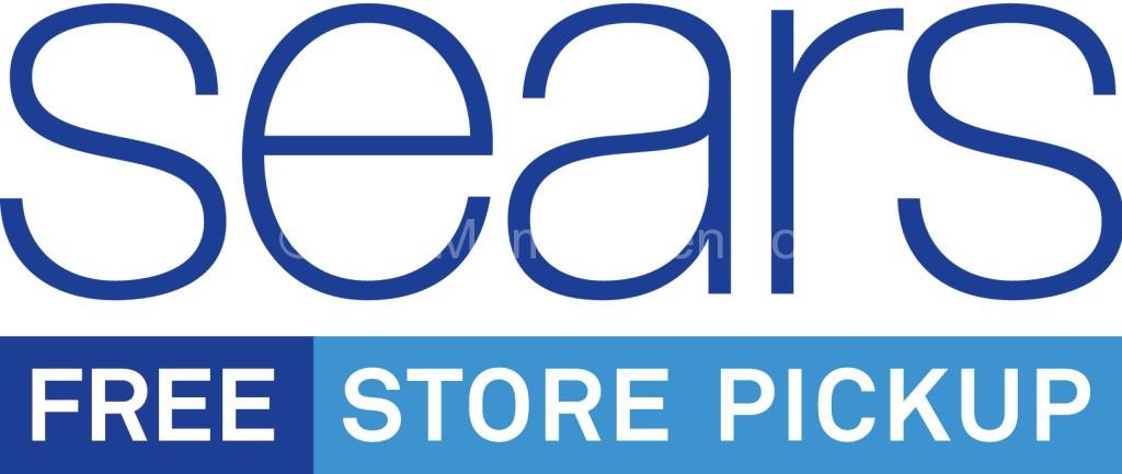 FREE STORE PICKUP-Sears