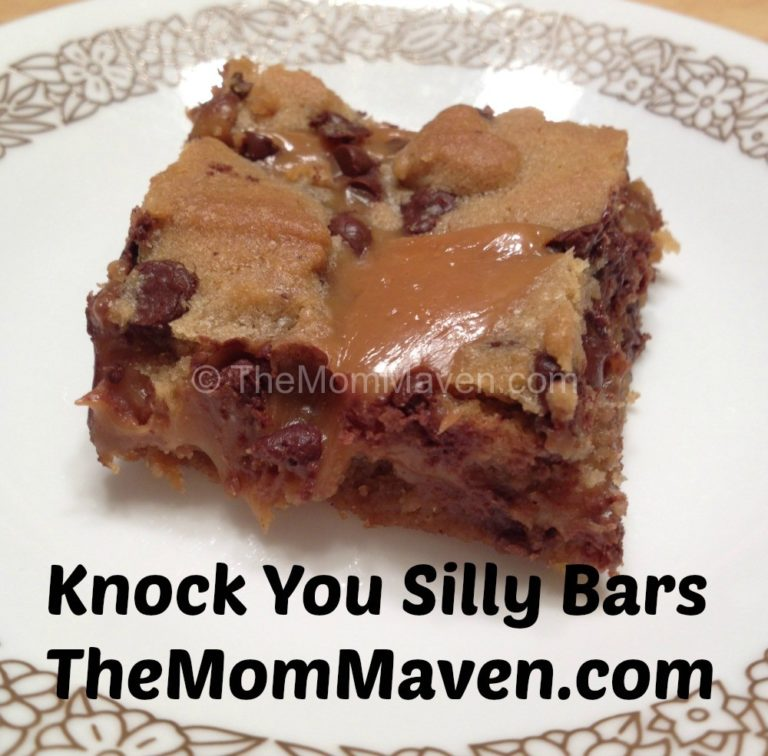 Knock you silly bars TheMomMaven.com
