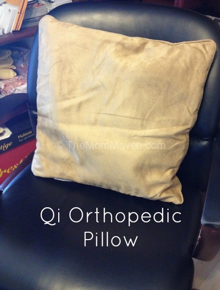 Qi Orthopedic Pillow Review The Mom Maven