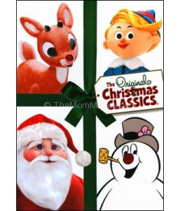 The Original Christmas Classics DVD Box Set