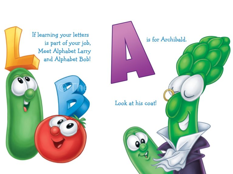 Bob and Larry's ABCs