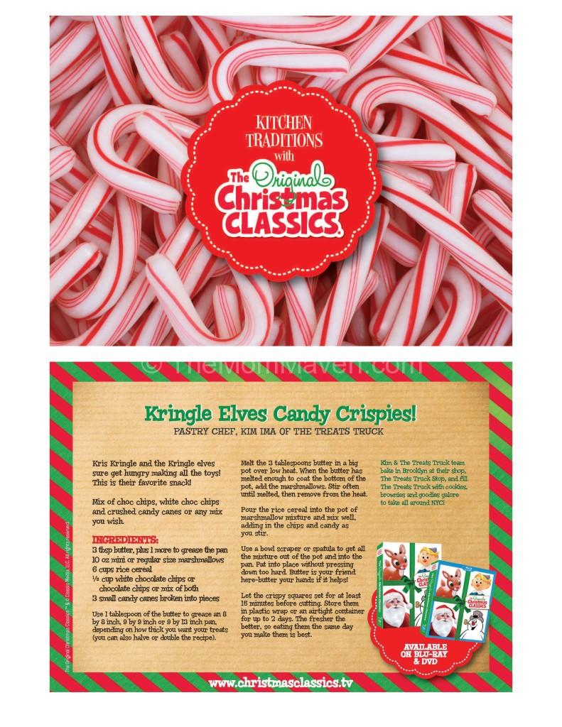 Kringle Elves Candy Crispies