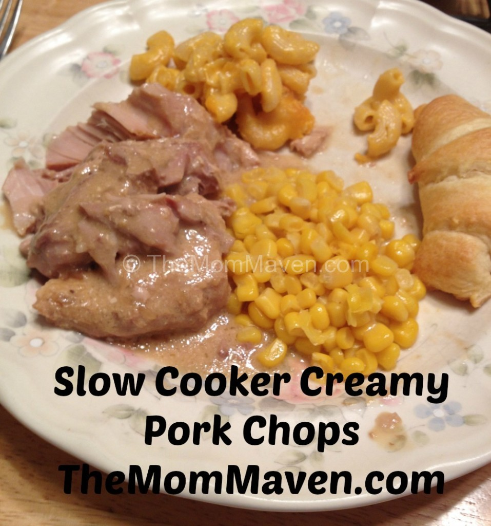 chops with i amazing pork tenderloin in the slow cooker pork chops ii ...