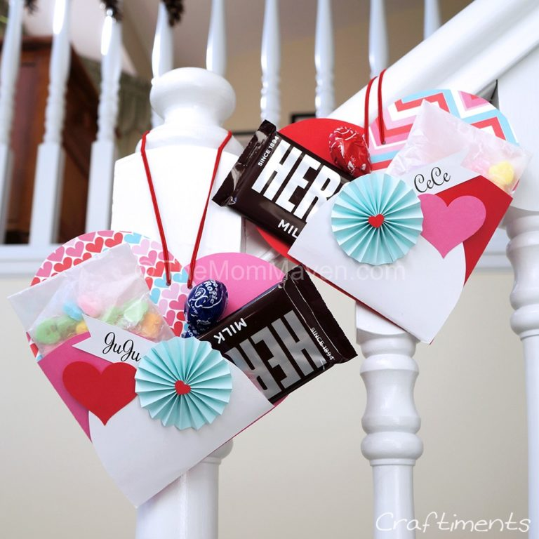 10 Valentine Crafts The Mom Maven