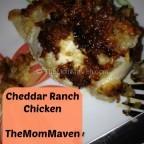 cheddar ranch chicken themommaven.com