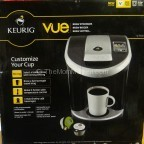 Keurig Vue giveaway at TheMomMaven.com