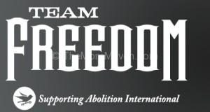 I'm Running for Team Freedom