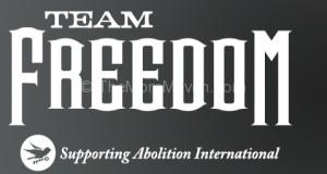 I'm Running for Team Freedom