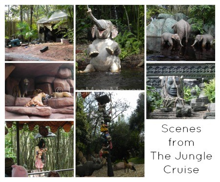 Jungle Cruise Walt Disney World