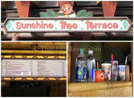 Sunshine Tree Terrace-Adventureland