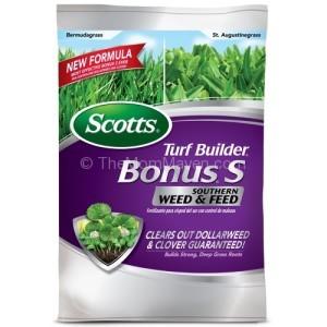 scotts bonus s turf builder