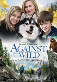Against the Wild DVD artwork