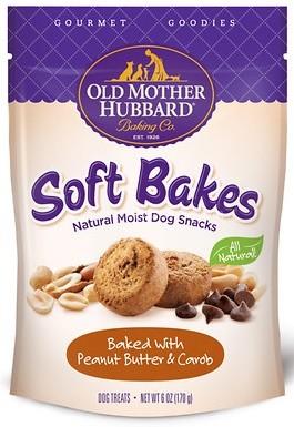 Old Mother Hubbard Peanut Butter Dog Treats