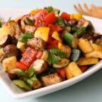 Pan Roasted Florida Vegetables