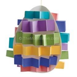 3d Easter Egg Craft