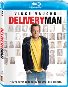 Delivery Man on Blu-ray Now!