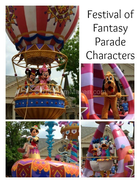 Festival of Fantasy-Characters