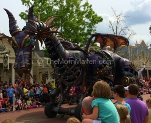 Festival of Fantasy Parade-Maleficent