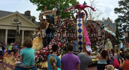 Festival of Fantasy-Princess Garden Float