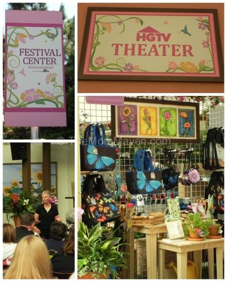 Epcot International Flower and Garden Festival Center