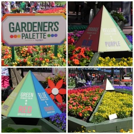 Gardeners Palette at the Epcot International Flower & Garden Festival