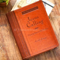Jesus Calling devotional-Mother's Day gift guide