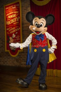 The Mom Maven Meets Talking Mickey Mouse