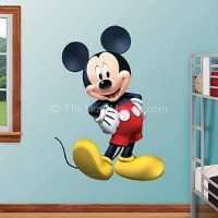 Mickey Mouse Fathead Mother's Day gift guide