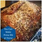easy recipes-prime rib