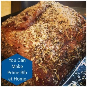 easy recipes-prime rib