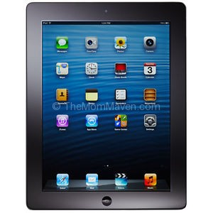 iPad 4 Mother's Day Gift Guide