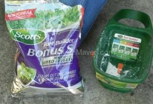 Scotts Bonus S Weed and Feed