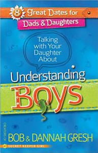 Talking with Your Daughter About Understanding Boys-Book Review and Giveaway