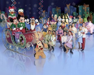 Disney on Ice Winter-Wonderland