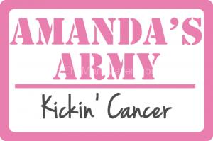 #AmandasArmy