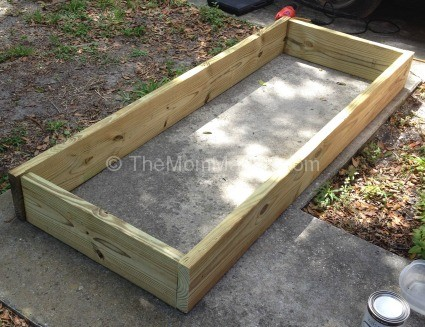 My garden frame