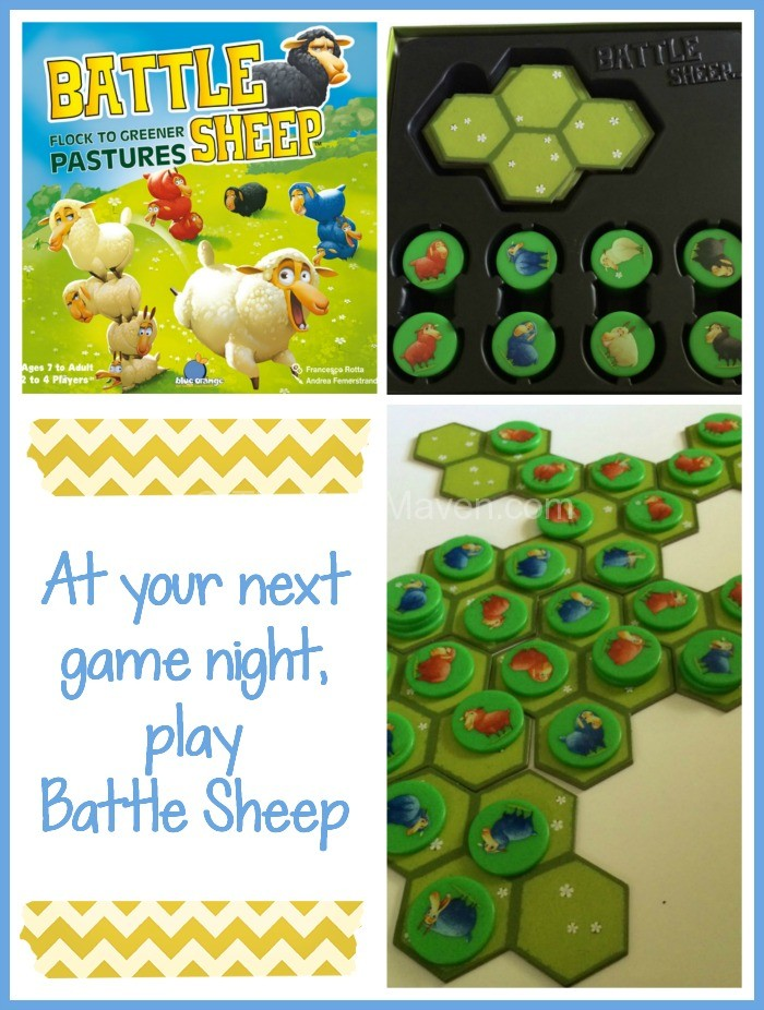 Battle Sheep Game-TheMomMaven.com