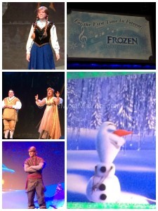 Frozen Singalong Celebration