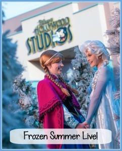 Frozen Summer Live TheMomMaven.com