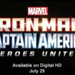 Iron Man and Captain America Heroes United-TheMomMaven.com