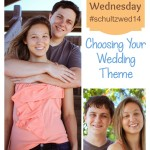 Wedding Wednesday choosing your wedding theme TheMomMaven.com