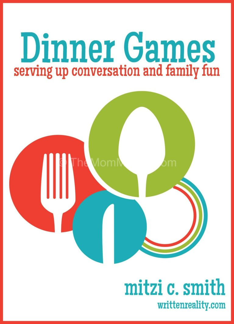 Dinner Games Ebook Review The Mom Maven