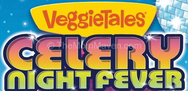 veggie talescelery night fever review the mom maven