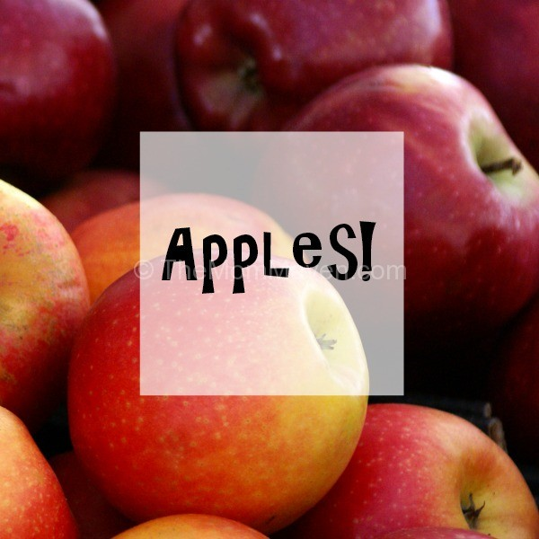 Apples-5 Ways to Welcome Fall-themommaven.com