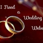 Do I need a wedding website? TheMomMaven.com