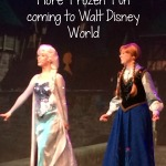 More Frozen Fun coming to Walt Disney World-theMomMaven.com