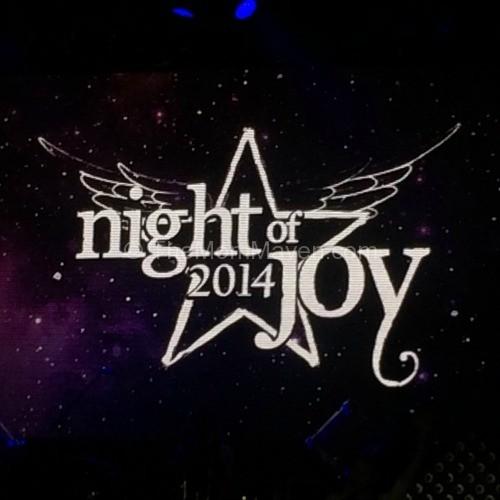 Night of Joy 2014-themommaven.com