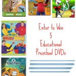 Preschool DVD Giveaway-TheMomMaven.com