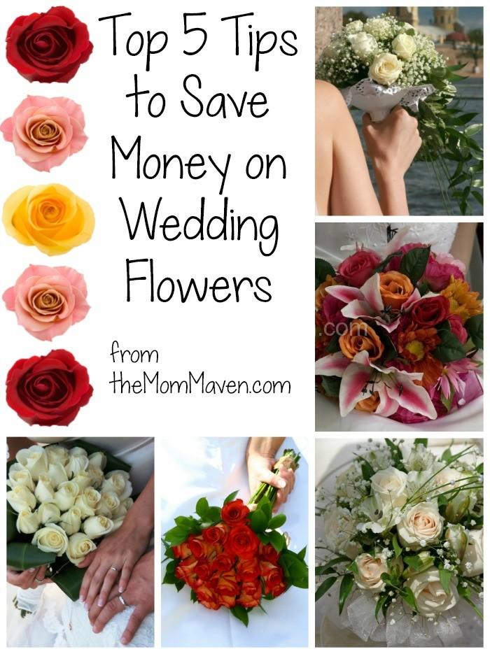 top 5 tips for saving money on your wedding flowers. Black Bedroom Furniture Sets. Home Design Ideas